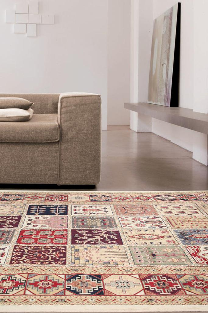 tapis oriental de salon