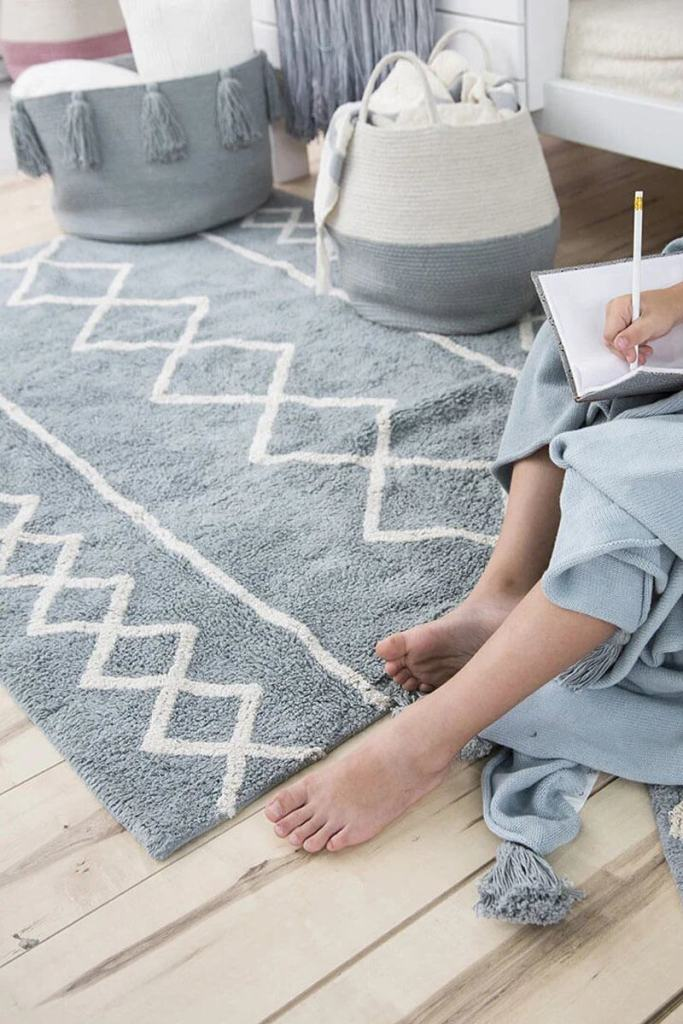 tapis enfant berbère