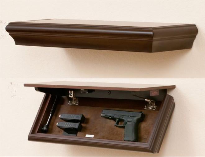 diy hidden gun cabinet plans 5 will