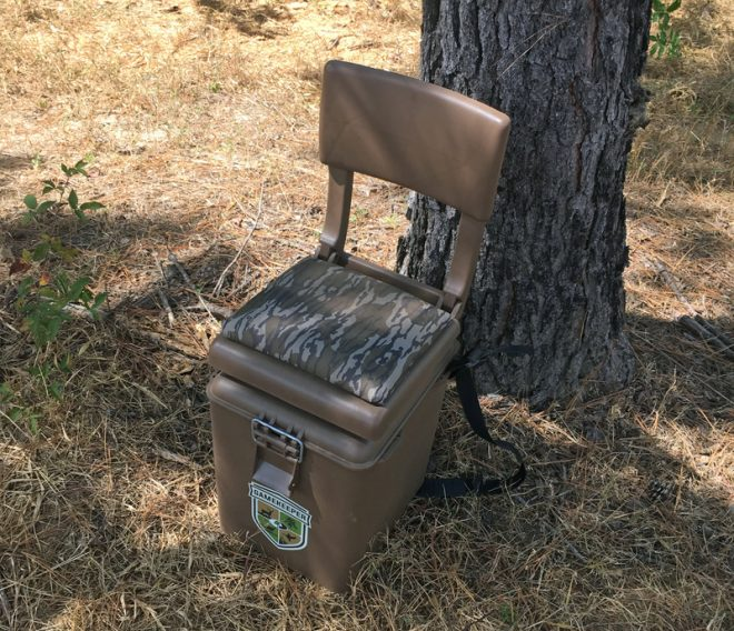 swivel hunting chair reviews wheelchair motorcycle wise outdoors bird buck seat review alloutdoor 5613 gk sport