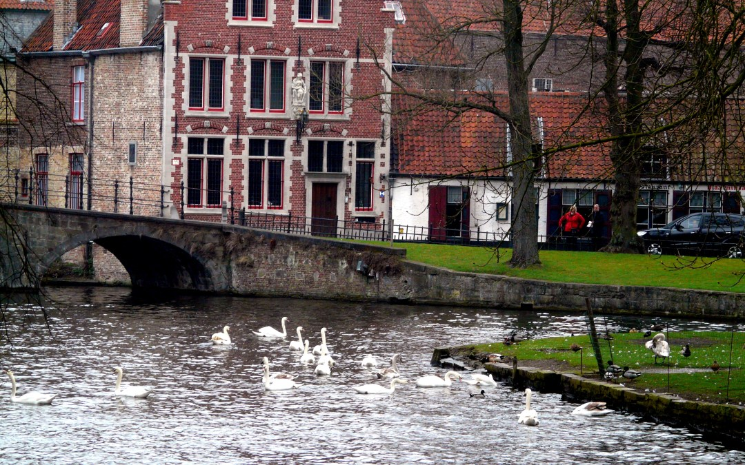 In Bruges–With Kids
