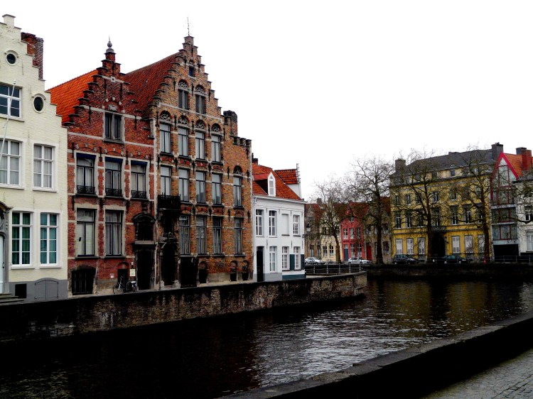 Bruges is a great place to visit with kids.