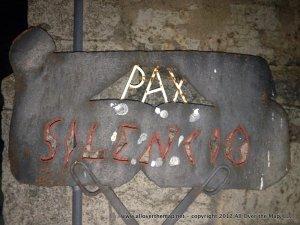 Pax silencio