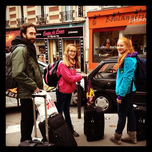 Instagram Travel Thursday post: Eleven Months of Travel