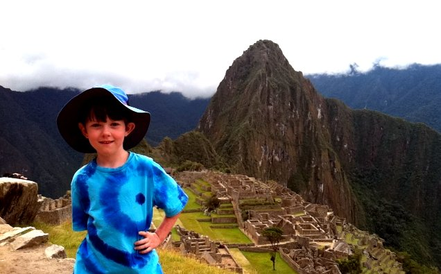 Machu Picchu and the Sacred Valley with Kids
