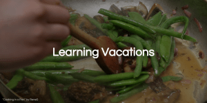 Family Learning Vacations