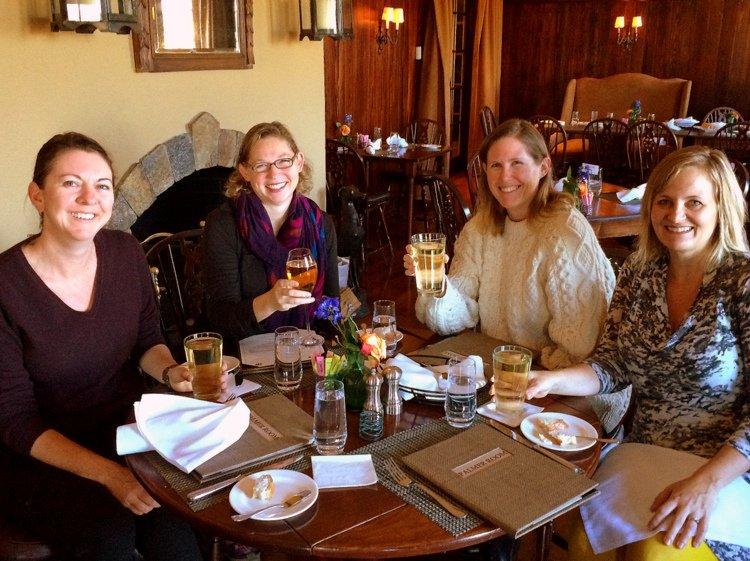 Friendships Rekindled at Keswick Hall