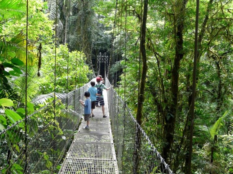 Greenloons Costa Rica tour
