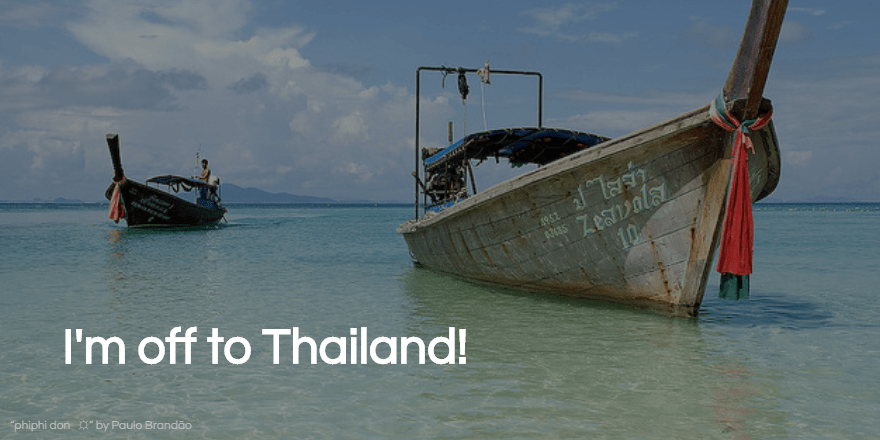 family travel blogger in Thailand