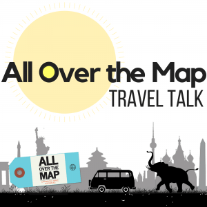 All Over the Map Travel Talk Podcast: How to plan a college tour
