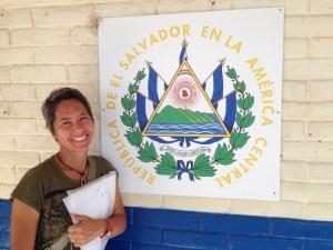 El Salvador - We Didn't Get Shot