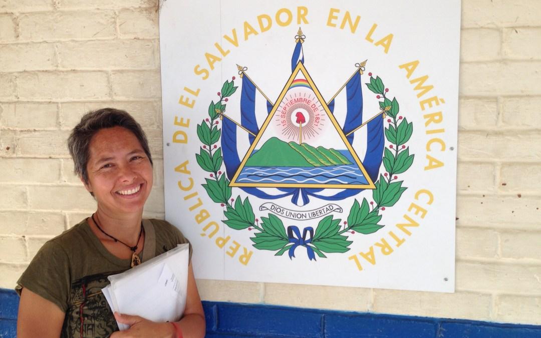 El Salvador – We Didn't Get Shot