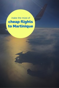 norwegian air flights to martinique