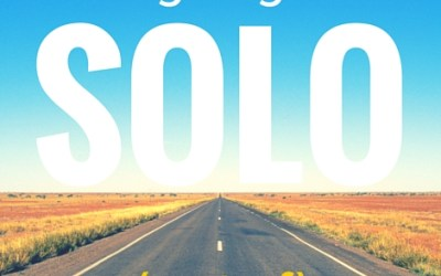 Solo travel plans