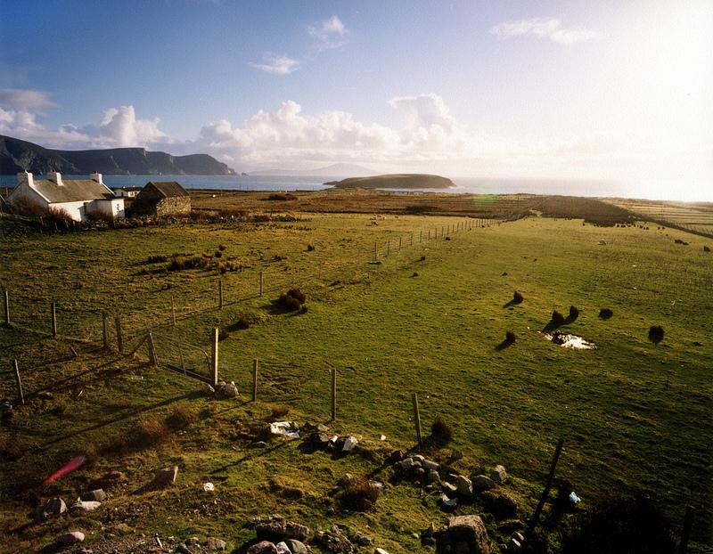Clare Island on Ireland's Wild Atlantic Way with Kids. Photo Credit: Roberto Strauss