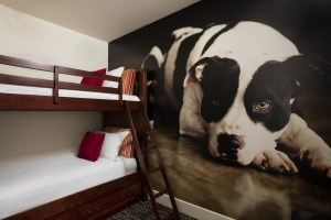 Kimpton Hotel Monaco Baltimore's bunk bed room