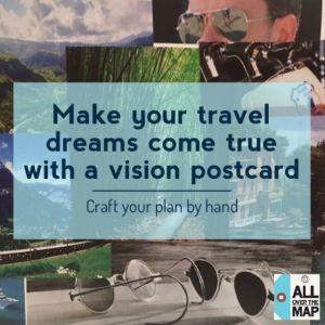 Creating a Travel Vision Postcard