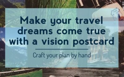 Creating a Travel Vision Postcard