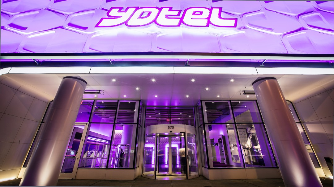 Hotel Review: Yotel Times Square