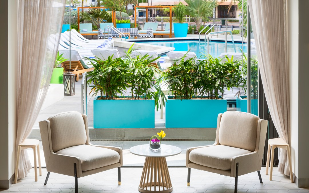 Hotel Review: Gates Hotel South Beach