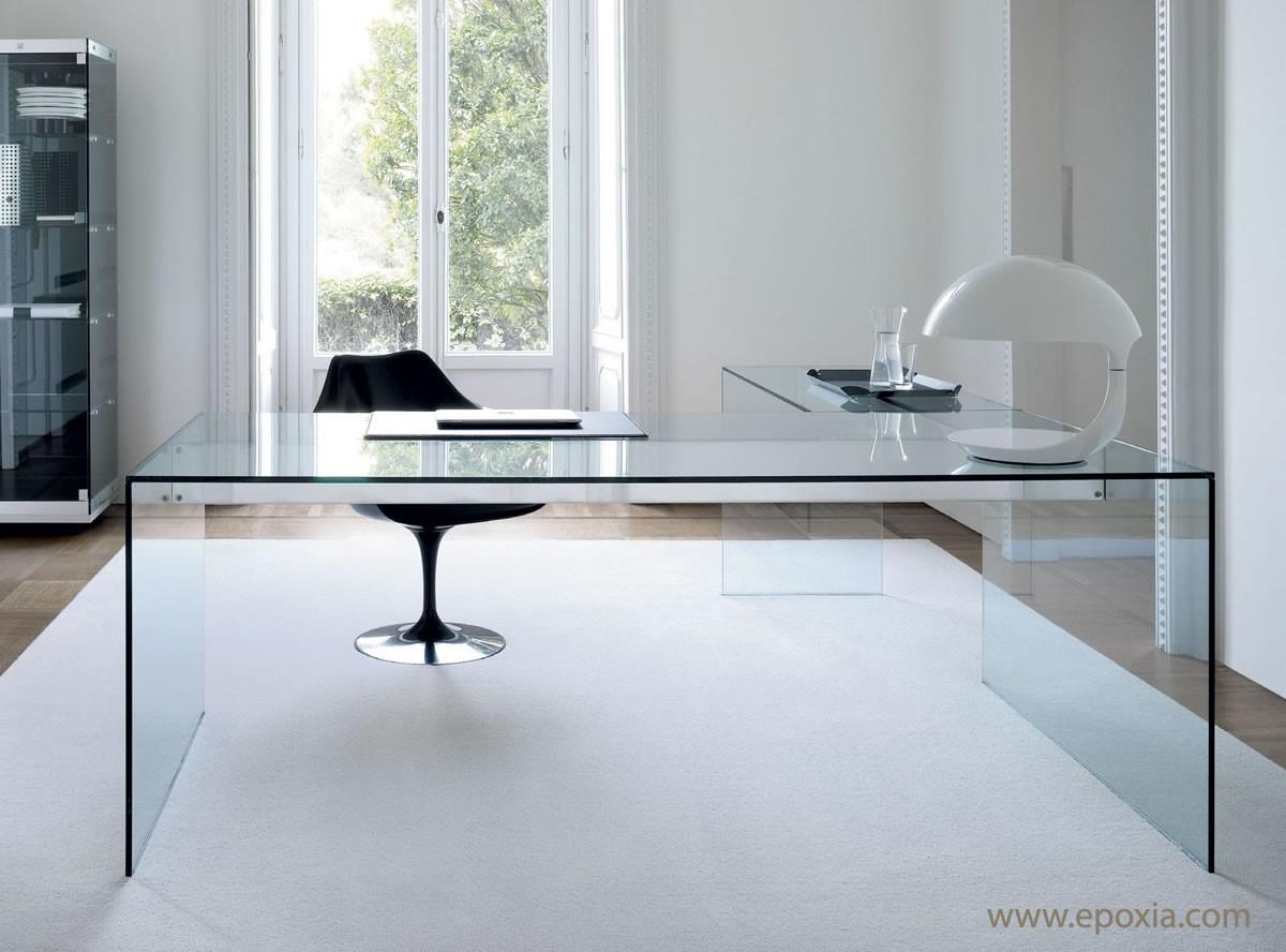 Une nouvelle tendance pour votre bureau  le verre   Allovitres le blog dco