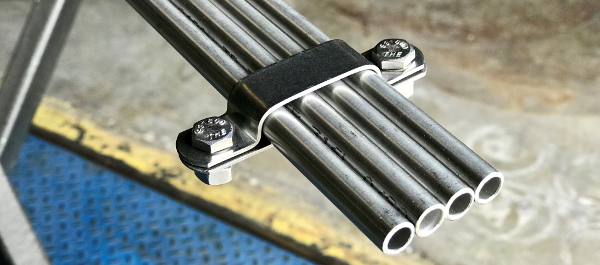 Stainless Gang Clamps