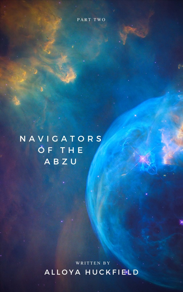 Book Cover: Navigators of the AbZu Part Two