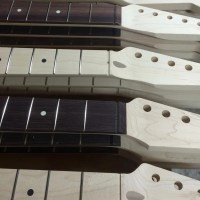 T-Style Custom Guitar Neck