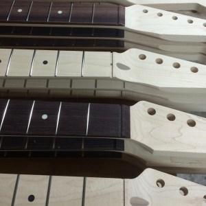 In-Stock Guitar Necks