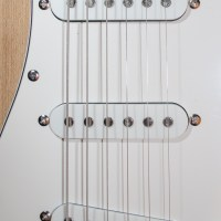 Silver S-Style DIY Electric Guitar Kit
