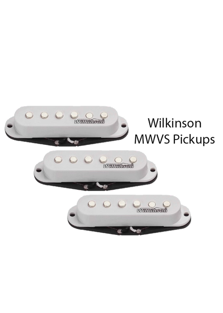 Magnificent Wilkinson Pickup Wiring Diagram Composition - Electrical ...
