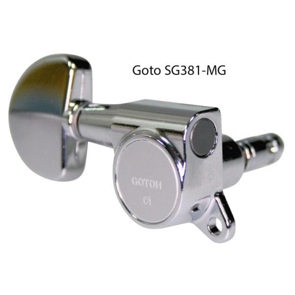 Gotoh SG381-MG Locking Tuners
