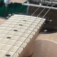 Silver T-Style DIY Electric Guitar Kit