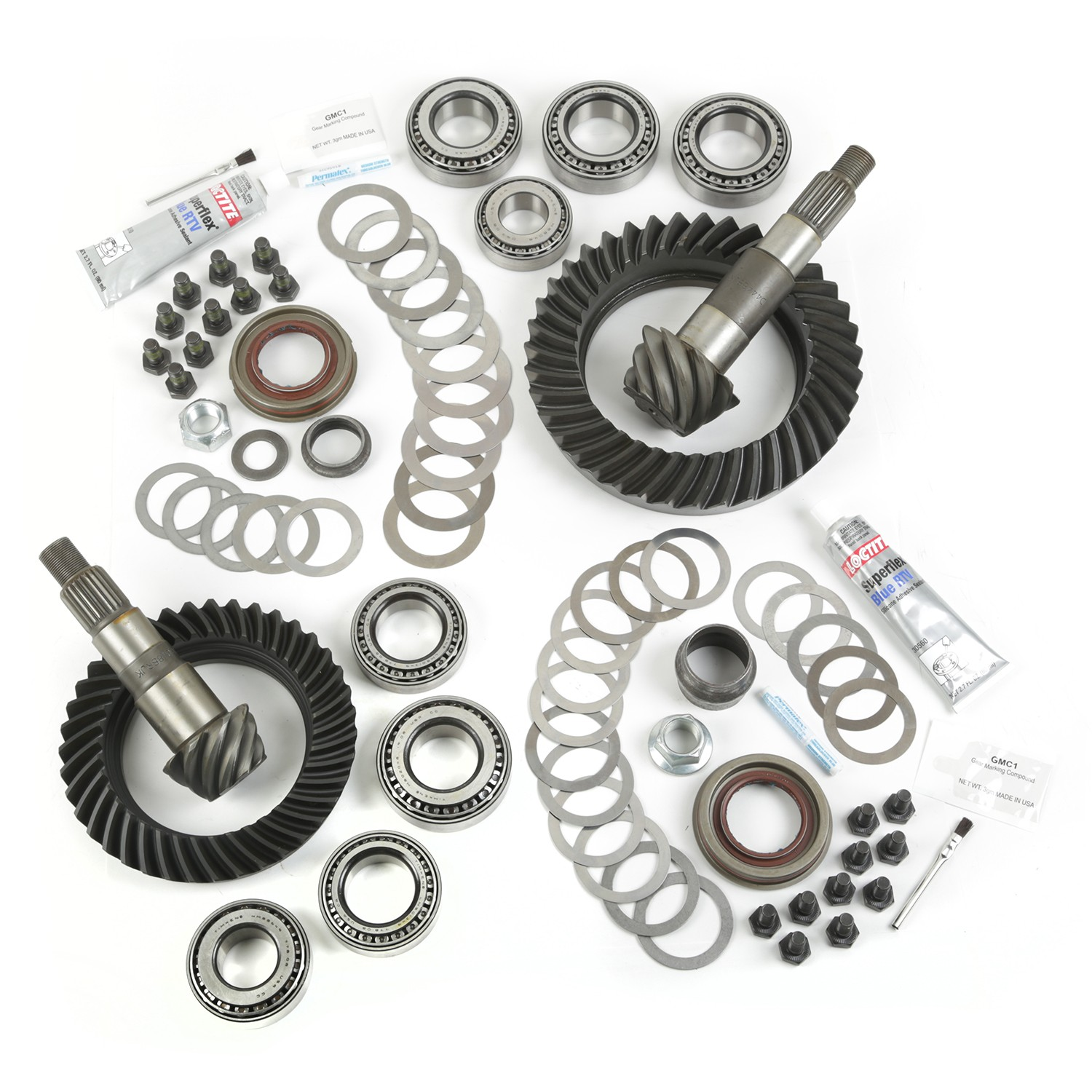 Ring And Pinion Kit 07 16 Wrangler Jk Dana 30 44 4 88 Ratio