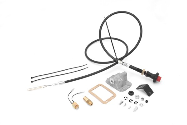 Axle Lock Kit, 94-04 Dodge 1500 and 2500 Pickups