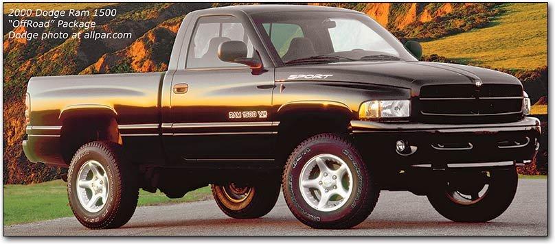 1994 2001 dodge ram pickup trucks the