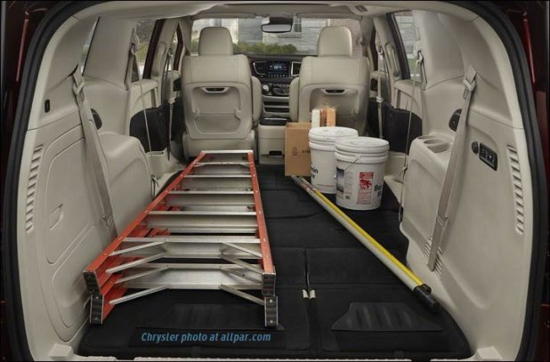chrysler town and country interior dimensions. Black Bedroom Furniture Sets. Home Design Ideas