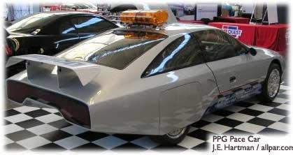 Dodge-PPG M4S Pace Car Designer Bob Ackerman Talks About