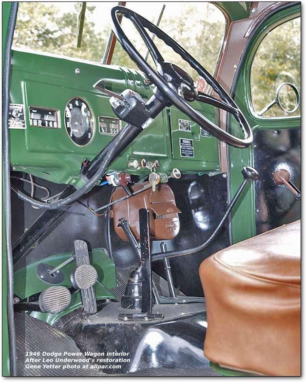 1963 Willys Jeep Wiring Dodge Power Wagon The Original Legendary Truck