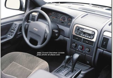 2002 Jeep Liberty Reliability