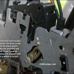 2001 Dodge Dakota Infinity Sound System Wiring Diagram Yamaha G22 Gas Golf Cart Minivan Stereo Swap 07 Models Rbu Shown
