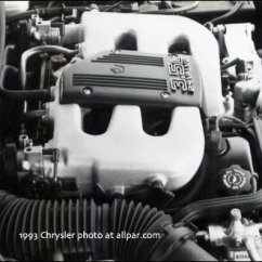 1997 Dodge Intrepid Engine Diagram 2004 Chevy Venture Radio Wiring Chrysler 3 5 Liter V6 Engines