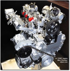 Fiat's MultiAir System: Valve Control for Fiat and Chrysler Engines
