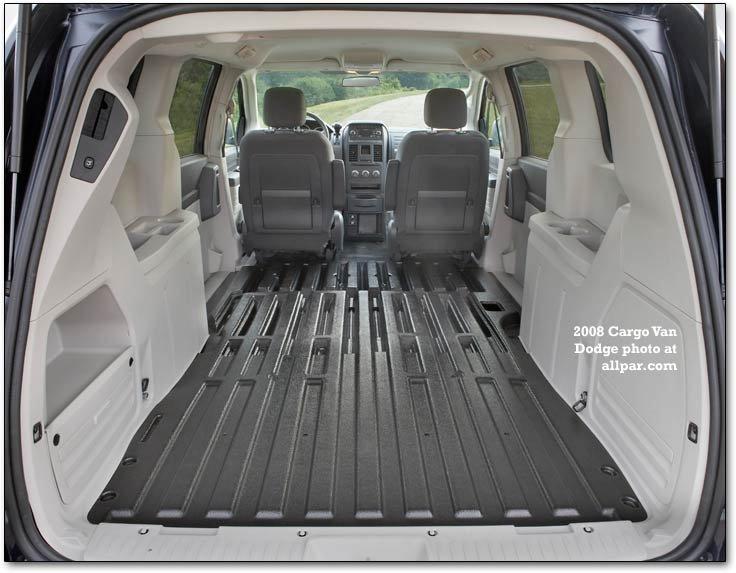 minivan interior length. Black Bedroom Furniture Sets. Home Design Ideas