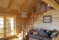 Small Log Homes Interior Photos | Joy Studio Design ...