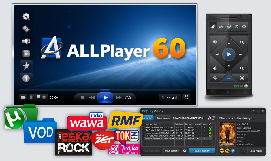 AllPlayer-media player-medya oynatici