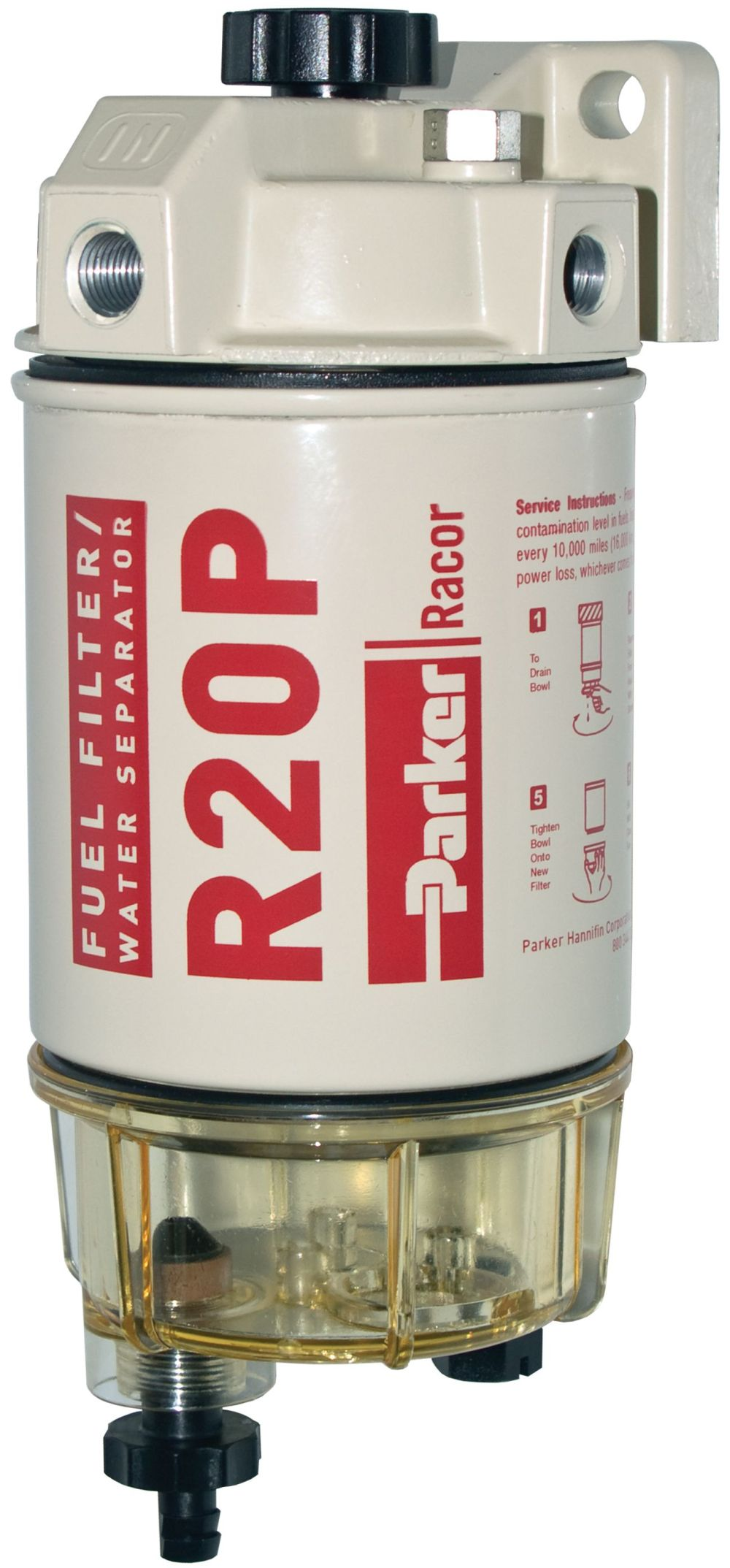 medium resolution of racor 230r 230r2 230r10 230r30 series diesel spin on filter separators
