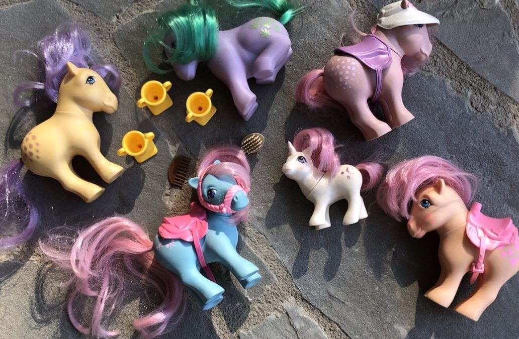 My Little Ponies Have Returned In Their Original 80's Design