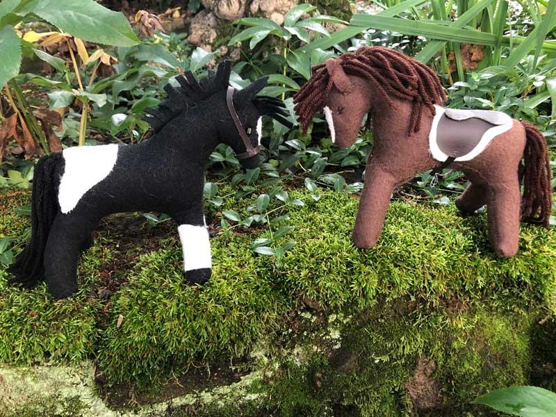 Make a Stuffed Horse Toy Craft Tutorial
