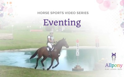 Allpony Horse Sports Video Series: Eventing
